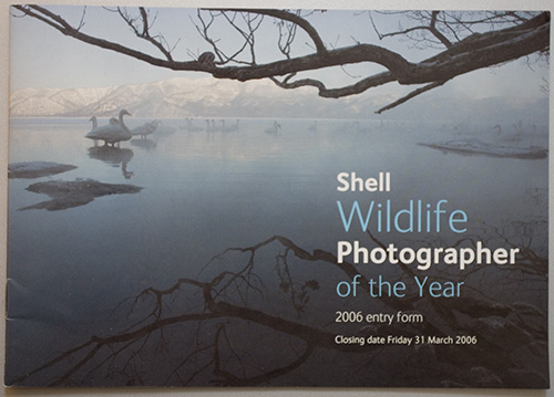 Shell Photography Exhibition : Martin eisenhawer nature photography